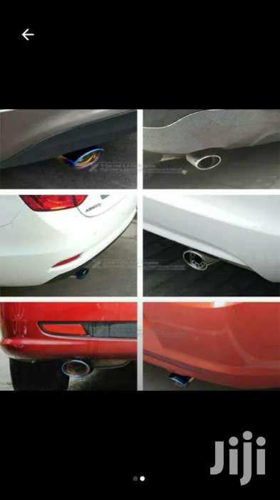 Car Auto Exhaust System With Stainless Material | Vehicle Parts & Accessories for sale in Kampala, Central Region, Uganda