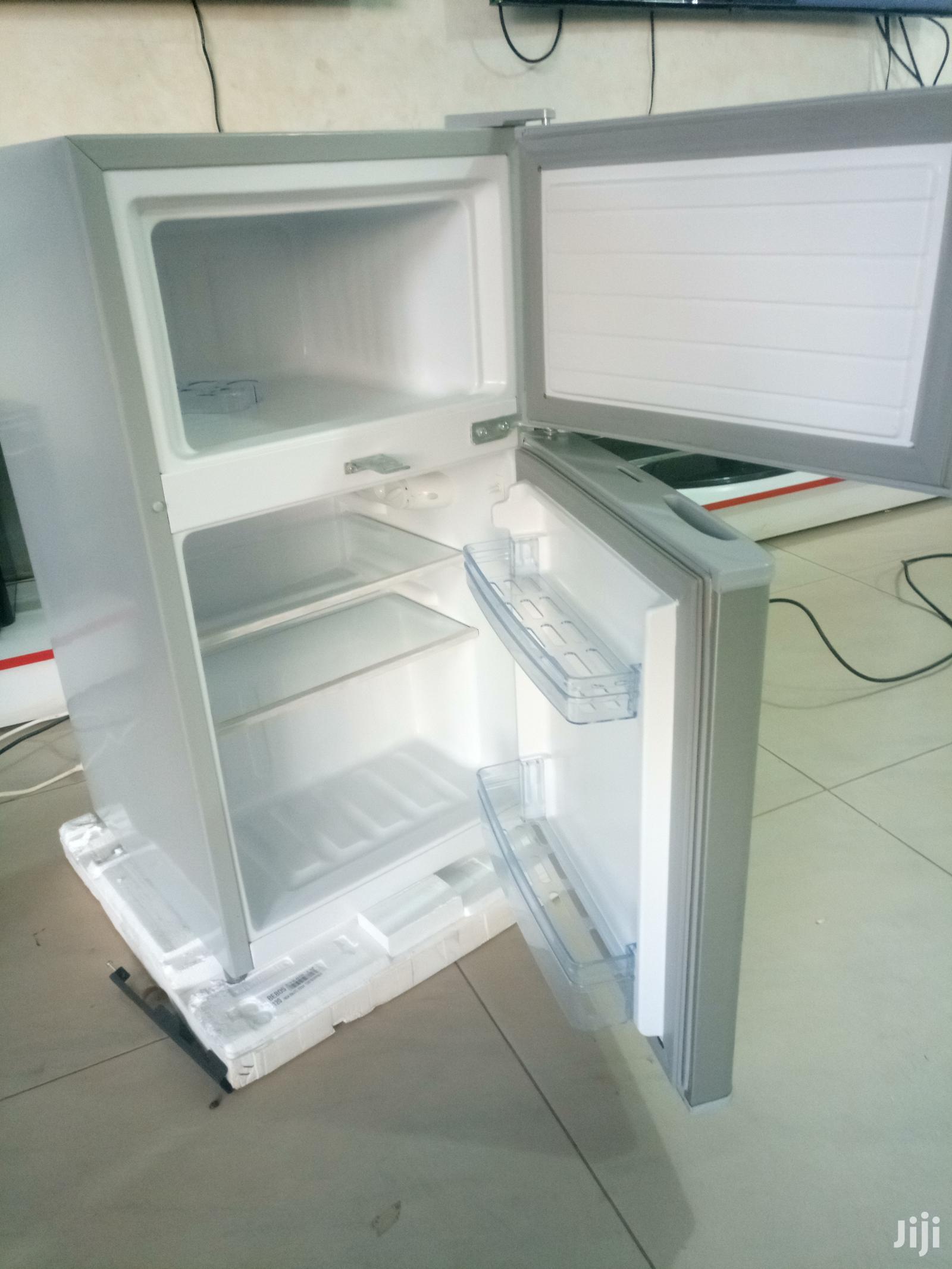 ADH 120litres Double Door Refrigerator | Kitchen Appliances for sale in Kampala, Central Region, Uganda