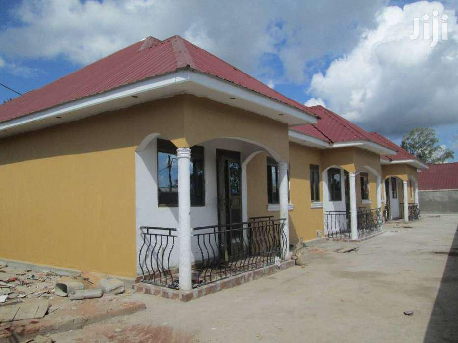 Two Bedroom House In Kirinya Along Kinawataka Road For Rent