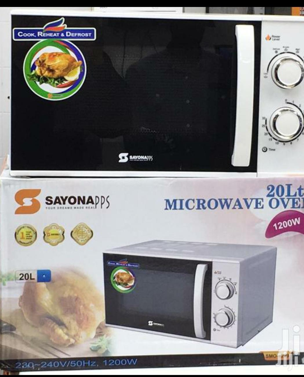 Sayona Microwave Oven | Kitchen Appliances for sale in Kampala, Central Region, Uganda