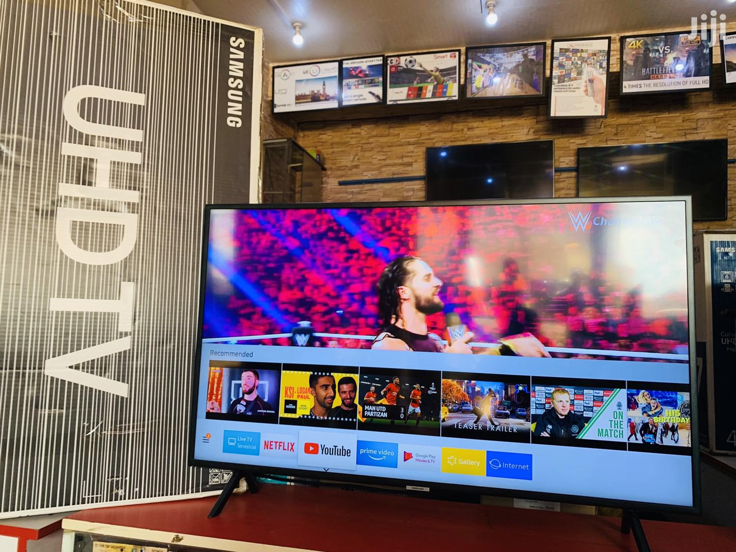 Samsung 43inches UHD 4K | TV & DVD Equipment for sale in Kampala, Central Region, Uganda
