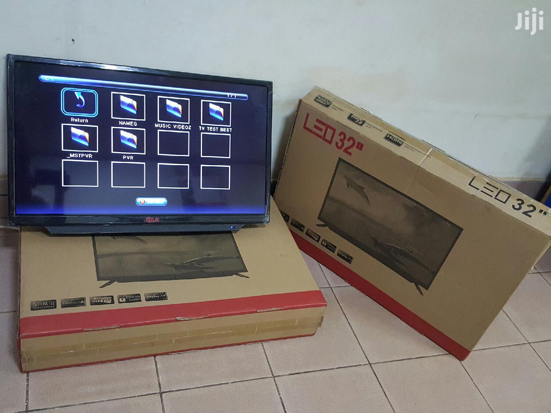 Lg Led Flat Screen TV 32 Inches