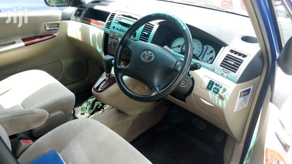 Archive: Toyota Spacio 2003 Blue