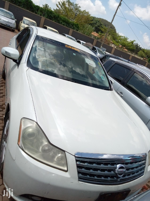 Nissan Fuga 2007 White