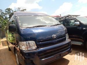 New Toyota Grand Hiace 2012 Blue   Cars for sale in Central Region, Kampala