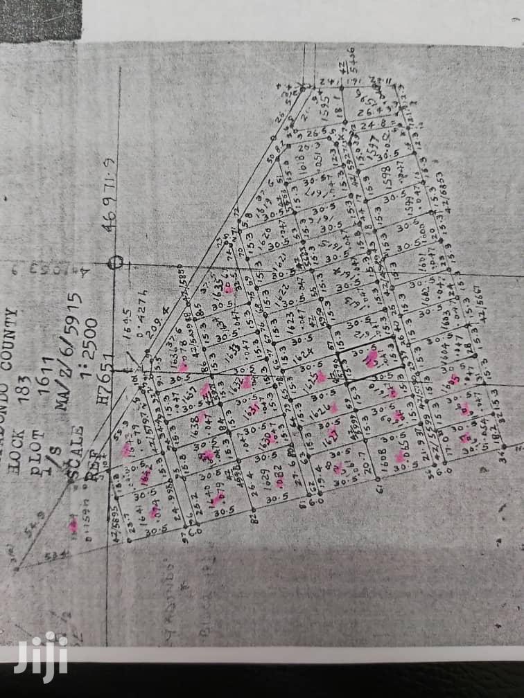 Archive: Dundu Mukono Estate at 15m