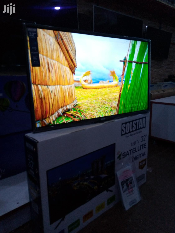 """Solstar 32"""" LED Digital Satellite TV"""