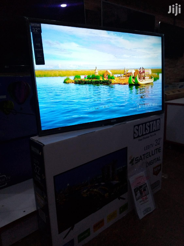 "Solstar 32"" LED Digital Satellite TV | TV & DVD Equipment for sale in Kampala, Central Region, Uganda"