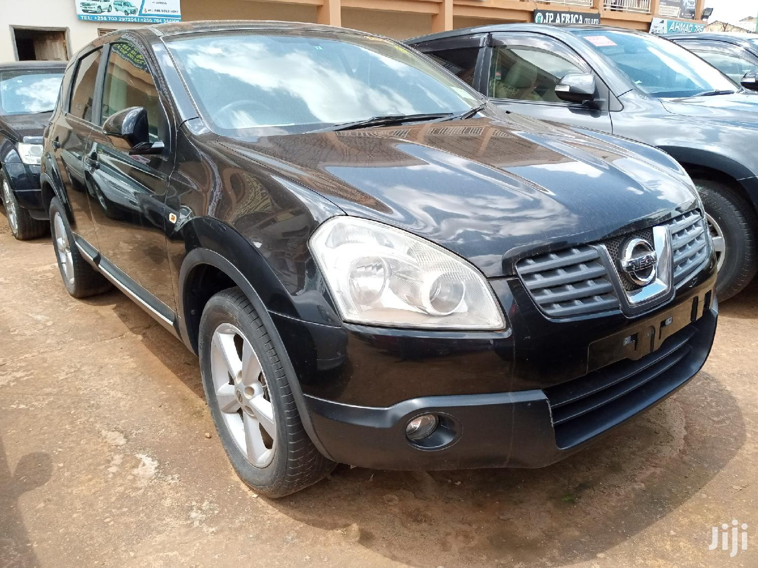 New Nissan Dualis 2007 Black