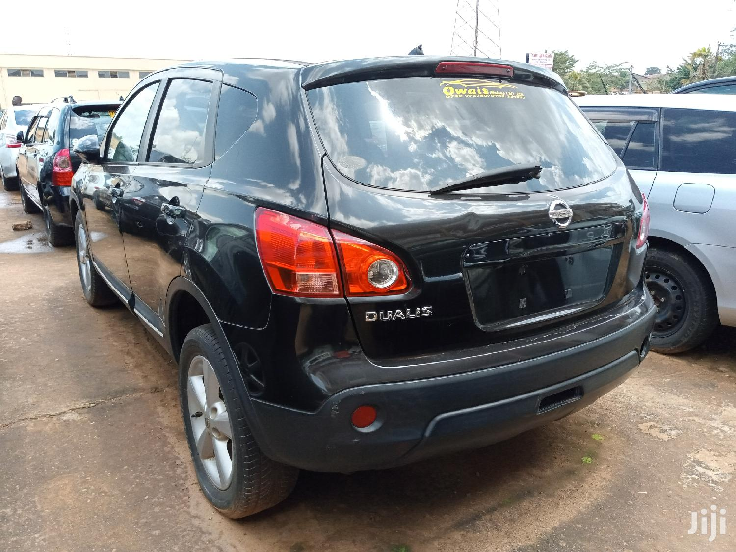 New Nissan Dualis 2007 Black | Cars for sale in Kampala, Central Region, Uganda