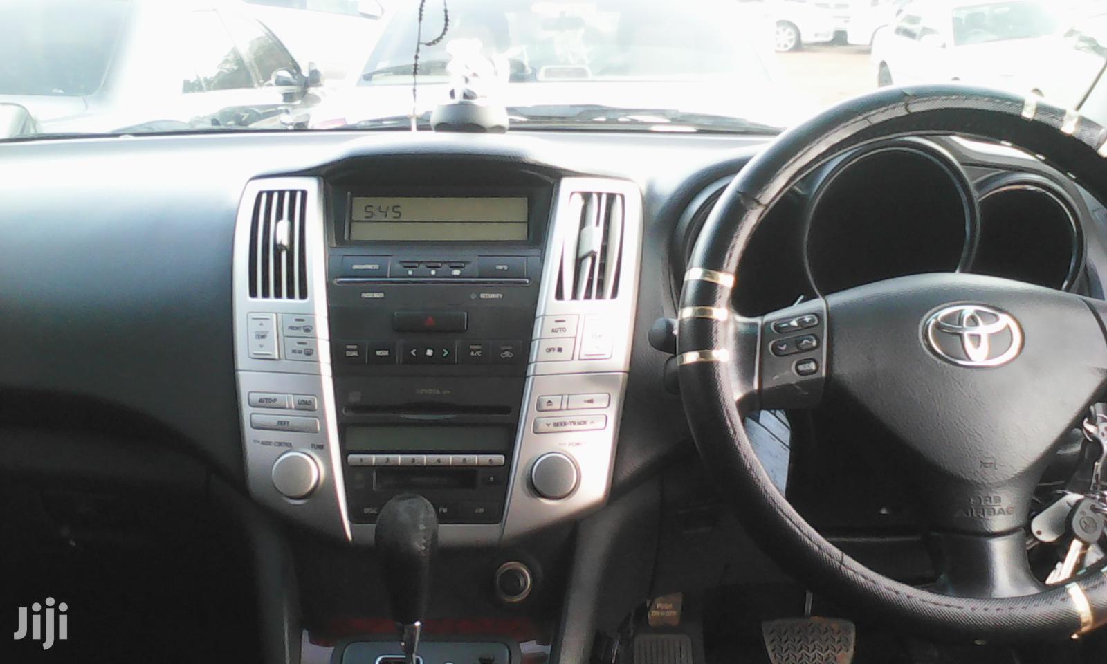 Toyota Harrier 2003 Black | Cars for sale in Kampala, Central Region, Uganda
