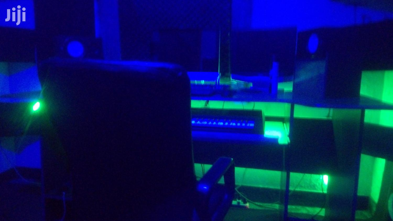 Archive: Audio Producer