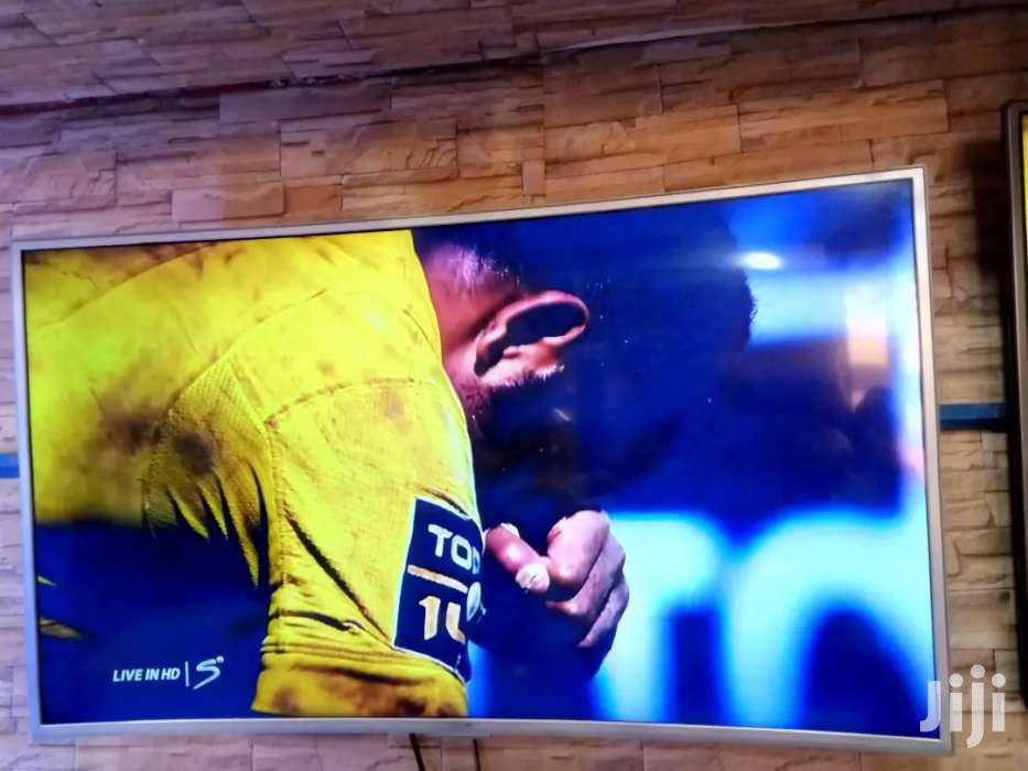 55inches Samsung Curve | TV & DVD Equipment for sale in Kampala, Central Region, Uganda
