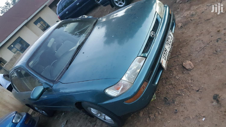 Archive: Toyota Corolla 1995