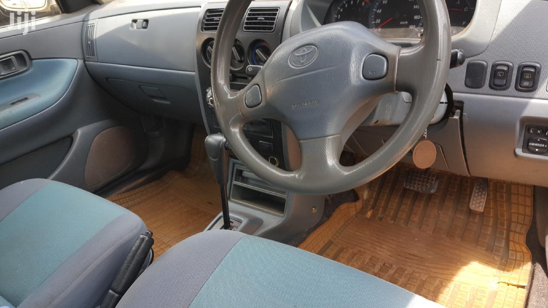 Toyota Duet 1995 Beige