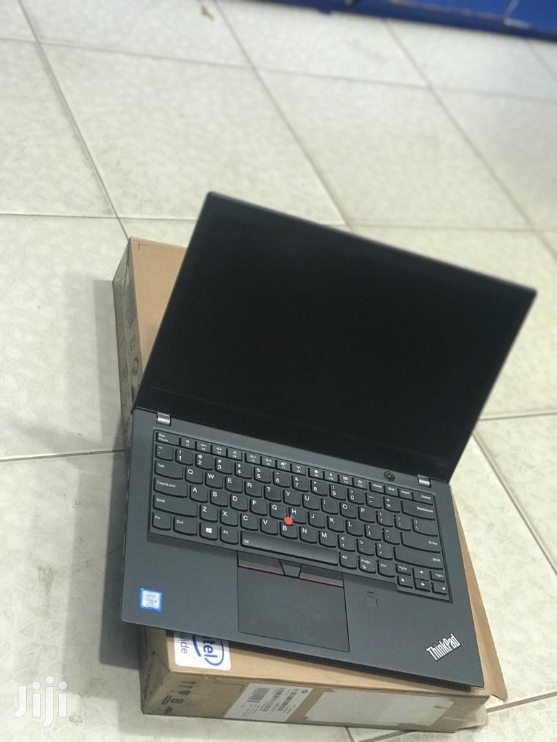 New Laptop Lenovo ThinkPad T480s 8GB Intel Core i5 SSD 256GB | Laptops & Computers for sale in Kampala, Central Region, Uganda