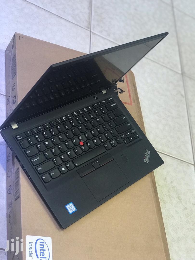 Archive: New Laptop Lenovo ThinkPad X1 Carbon 8GB Intel Core i5 SSD 256GB