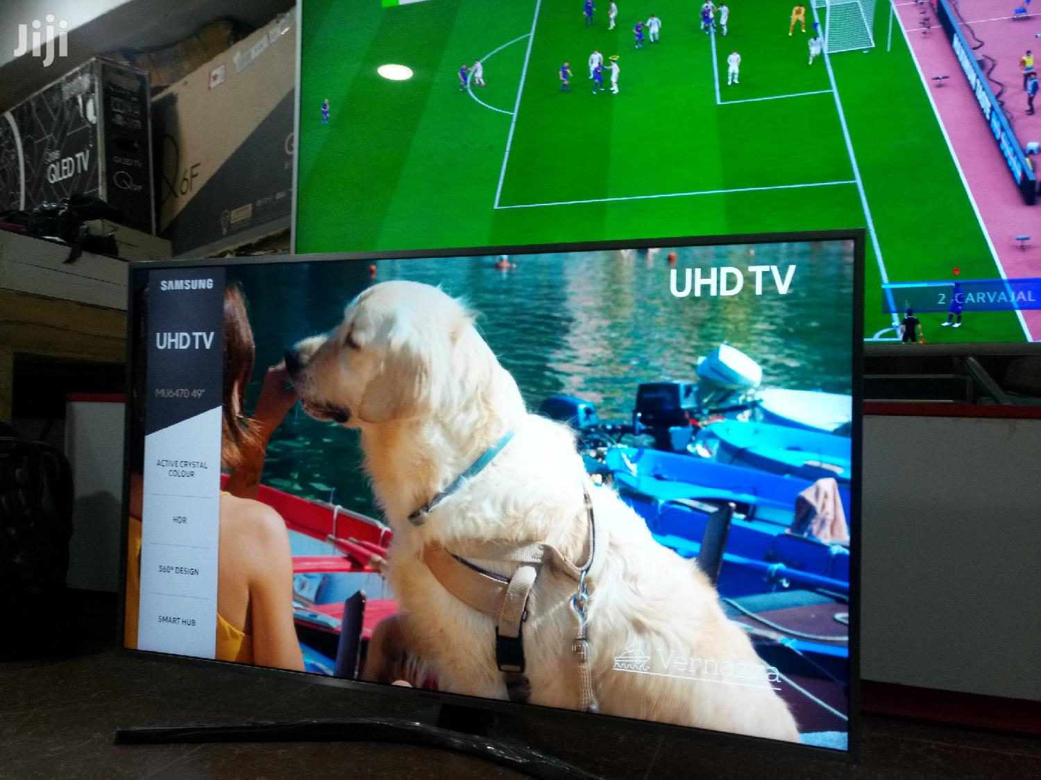 Super Uhd(4K) 50inches Samsung Smart Android Flat Screen Tv, | TV & DVD Equipment for sale in Kampala, Central Region, Uganda