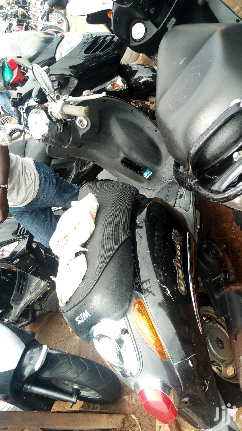 Kymco 2008 Black | Motorcycles & Scooters for sale in Kampala, Central Region, Uganda