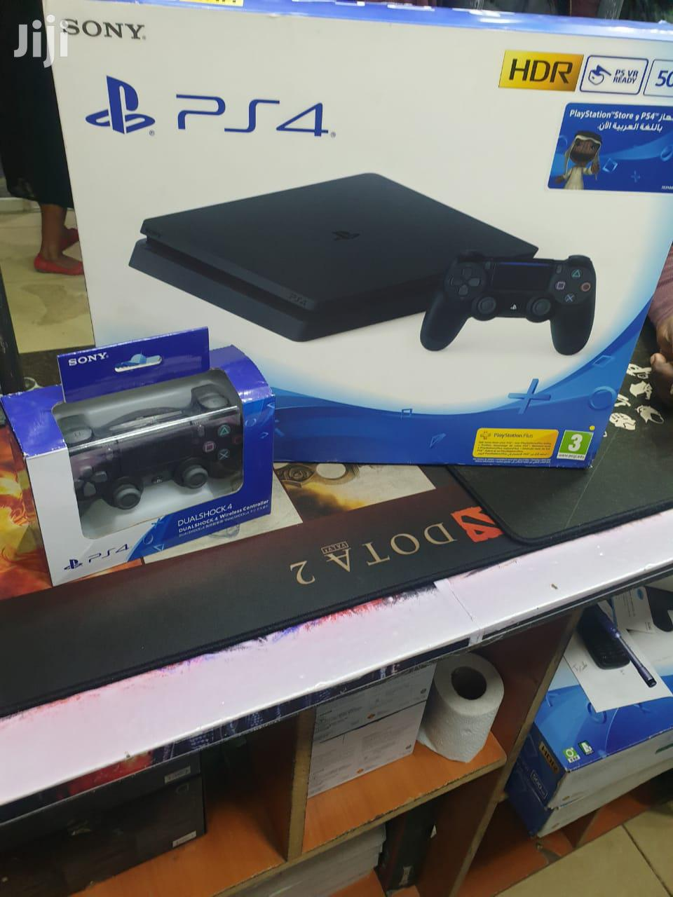 Archive: Ps4 Slim Console