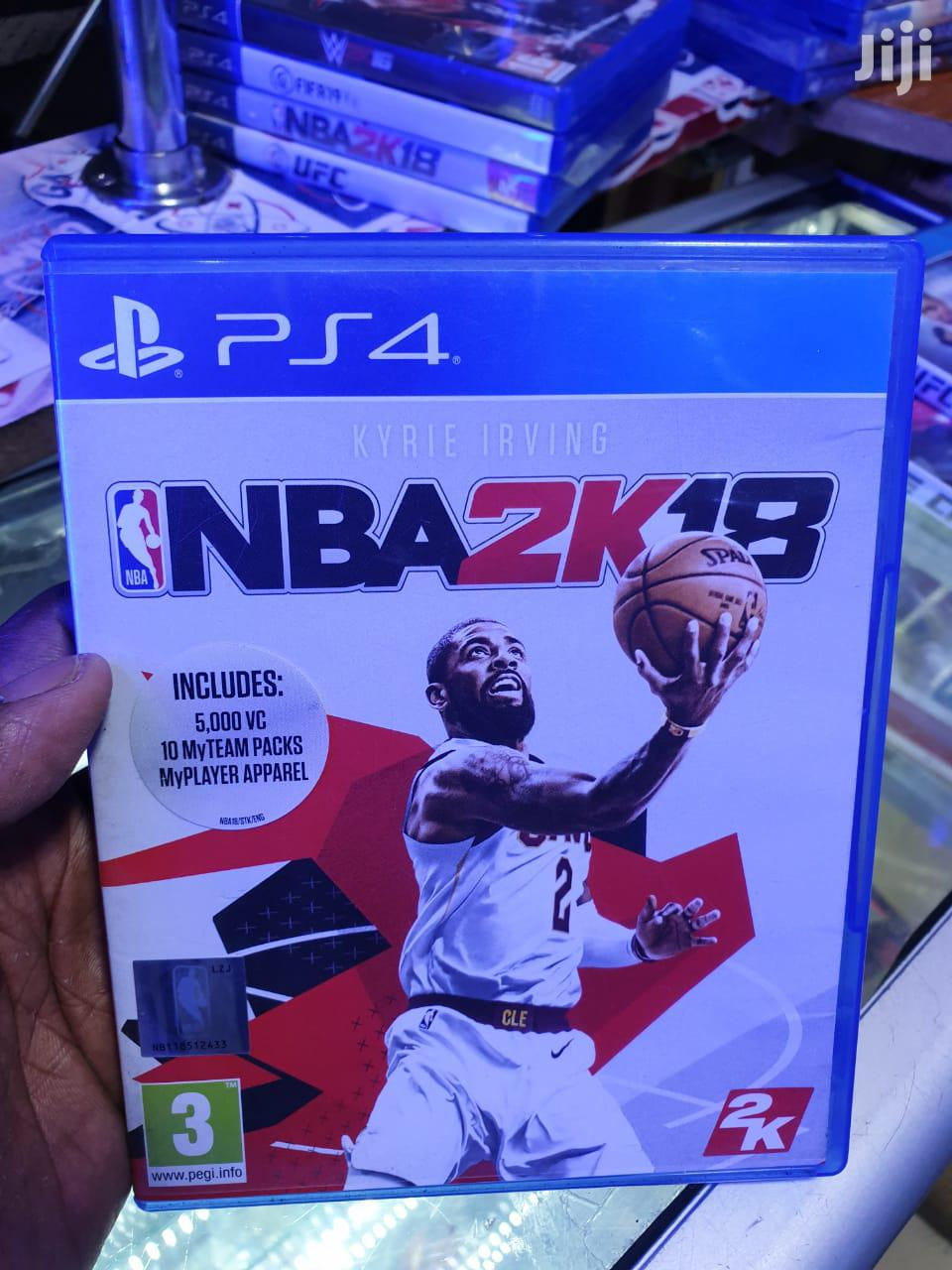 Archive: Used Nba 2K18 For Ps4