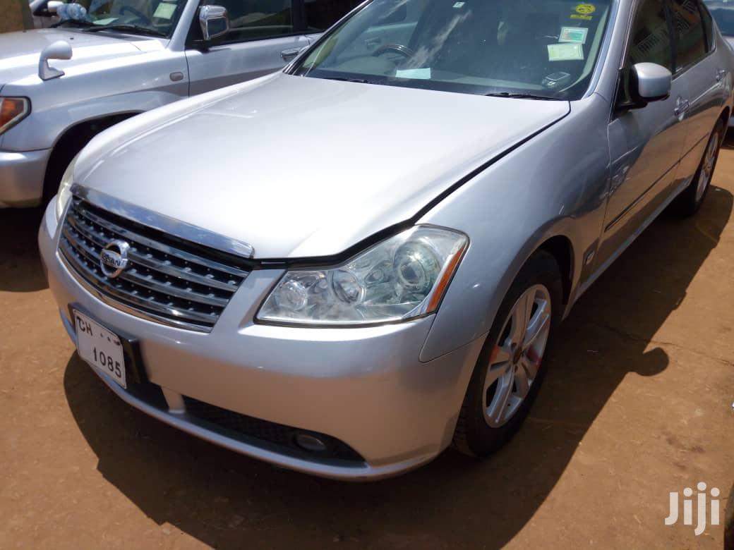 Nissan Fuga 2006 Silver | Cars for sale in Kampala, Central Region, Uganda