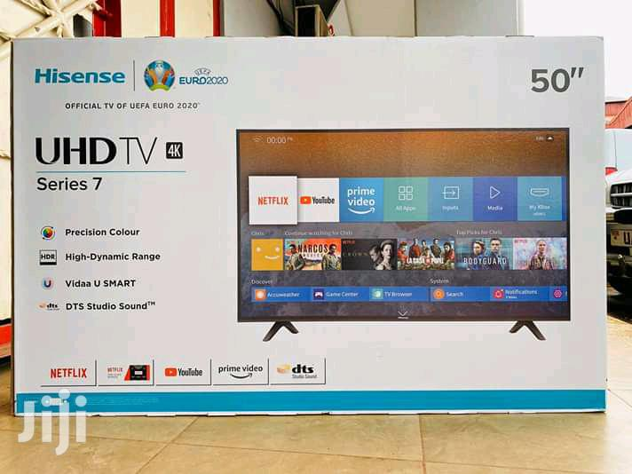 Hisense Smart TV 50 Inches