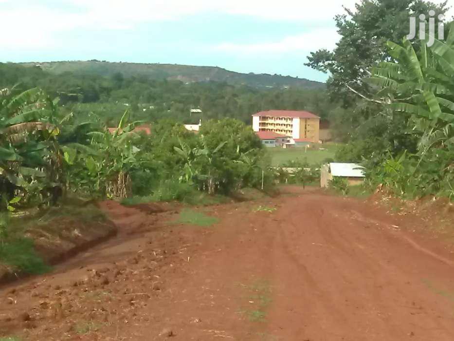 Big Strategic Plot After Ssisa Ntebe Road For Sale