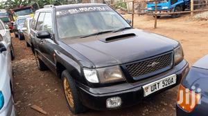 Subaru Forester 1998 Black   Cars for sale in Central Region, Kampala