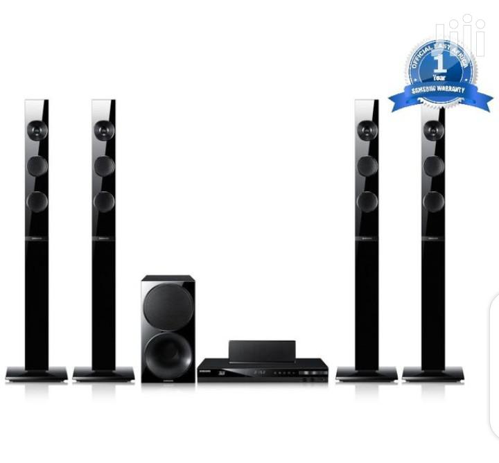 Samsung HT-E4550K 5.1 Channel 3D Blu Ray Home Theater System Black