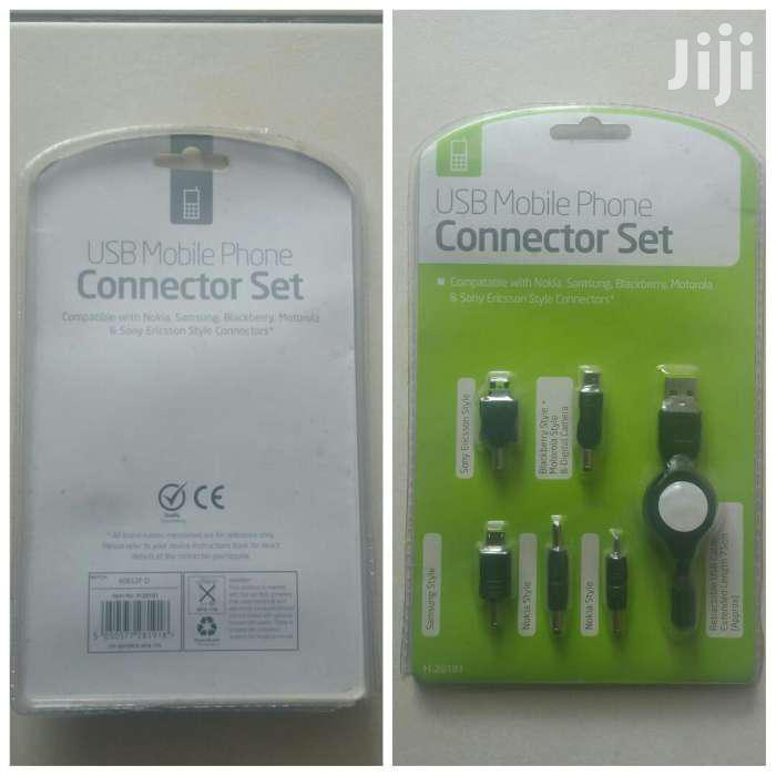 USB Mobile Connector Set