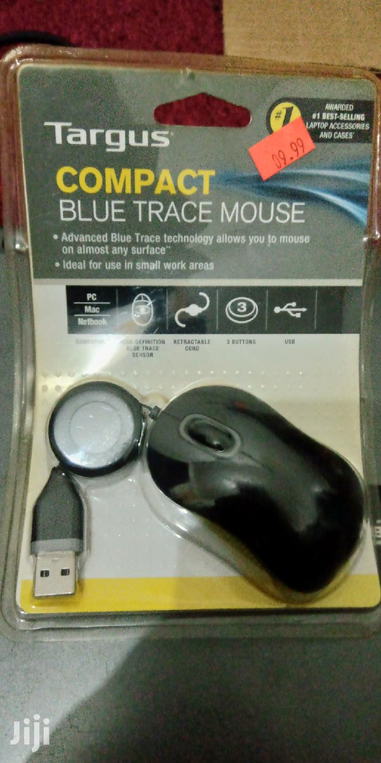 Targus Compact Blue Trace Mouse