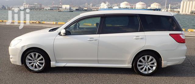 Archive: Subaru Exiga 2008 White