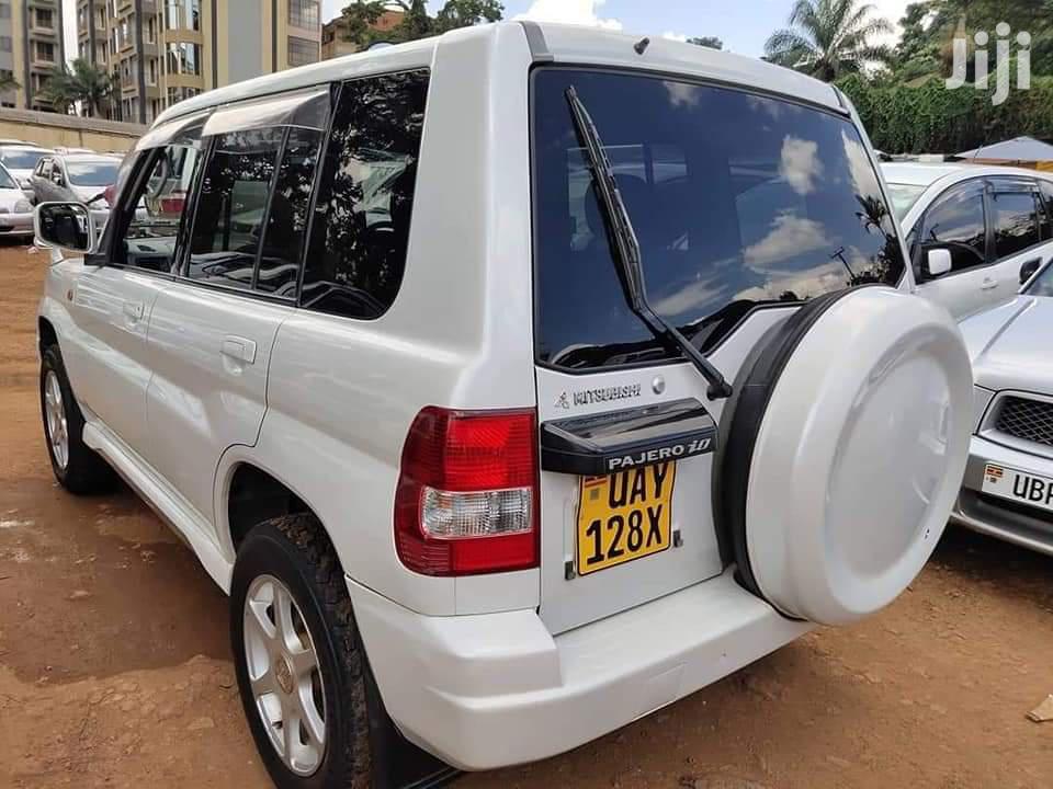Mitsubishi Pajero IO 1999 White | Cars for sale in Kampala, Central Region, Uganda