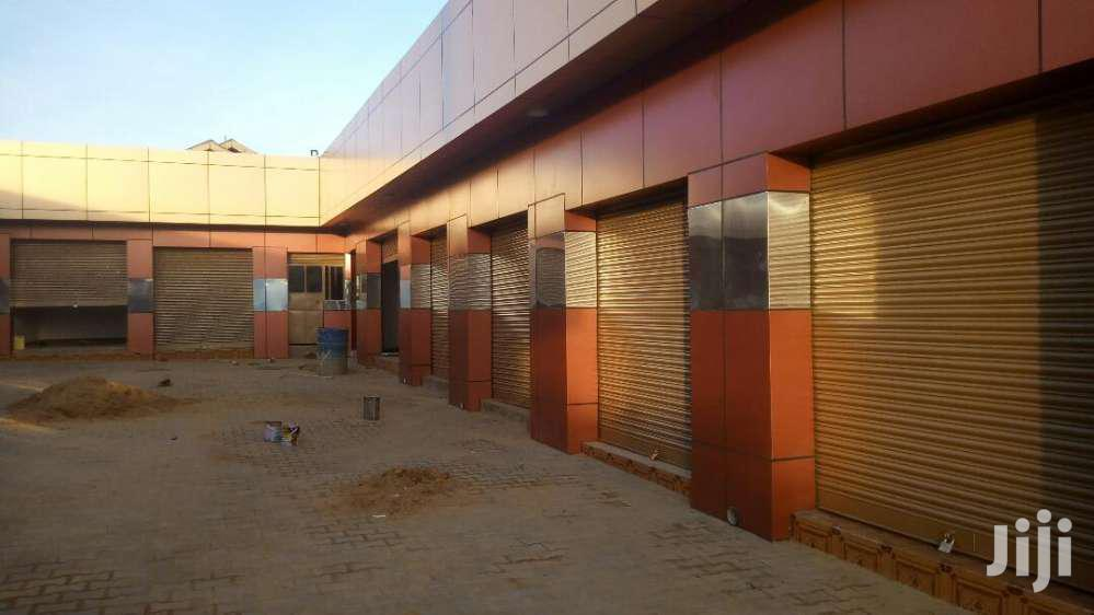 Brand New Shops For Rent In Kireka Center Near The Main Road