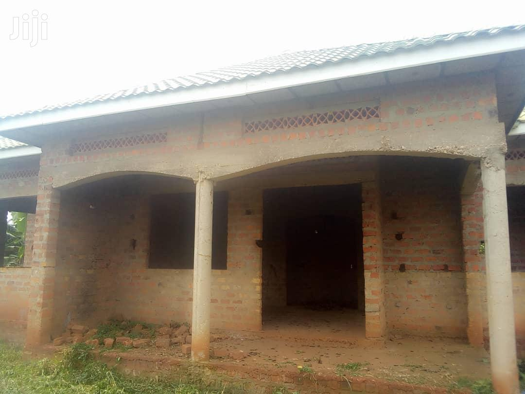 Archive: Three Bedroom Shell House In Gayaza Nakwero For Sale