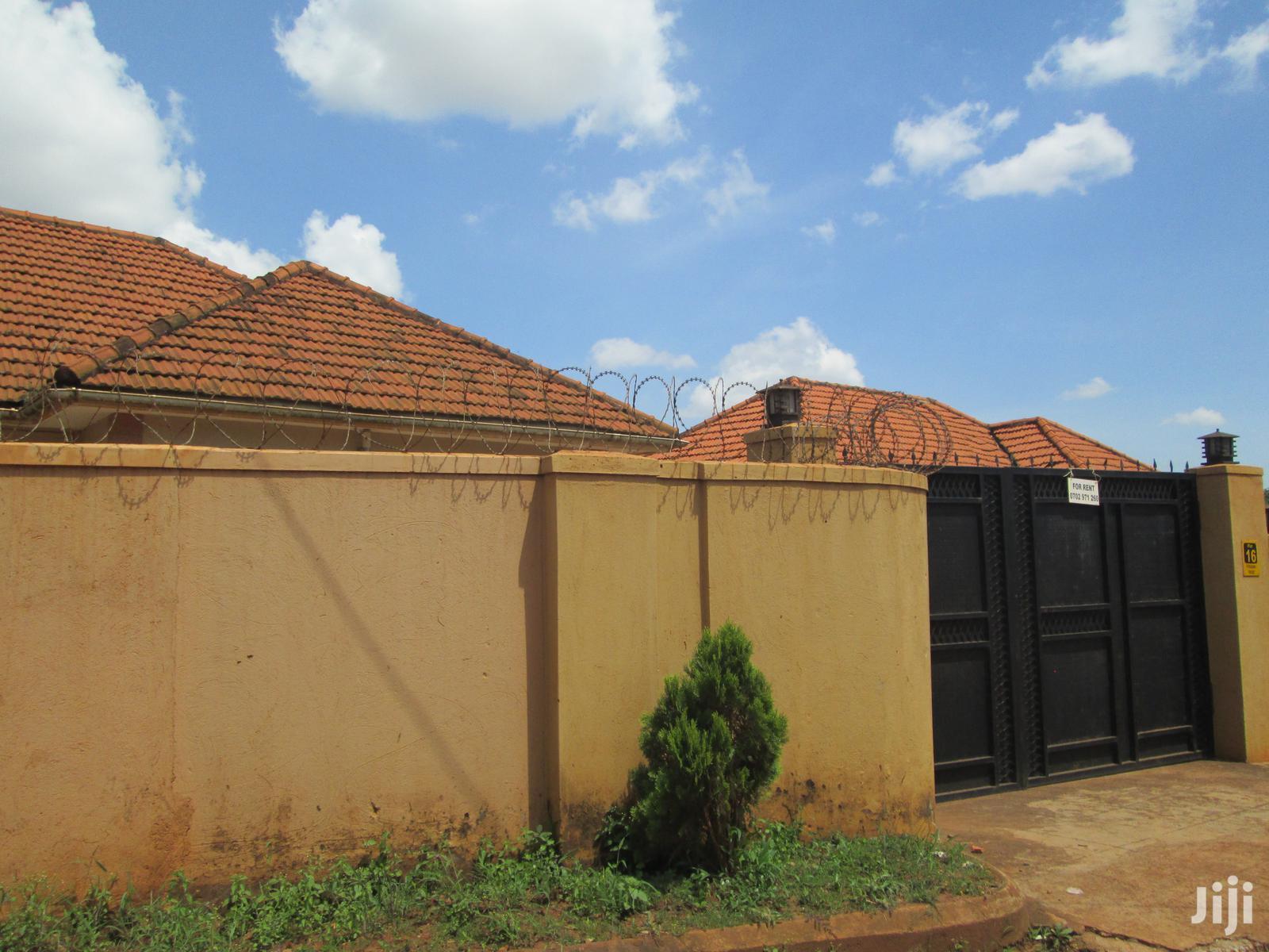 Four Bedroom House In Kirinya Along Bukasa Road For Rent | Houses & Apartments For Rent for sale in Kampala, Central Region, Uganda