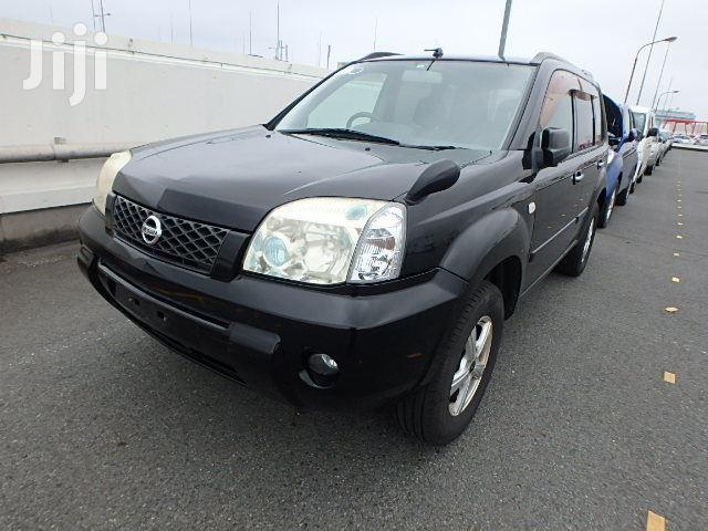 Archive: Nissan X-Trail 2006 Black