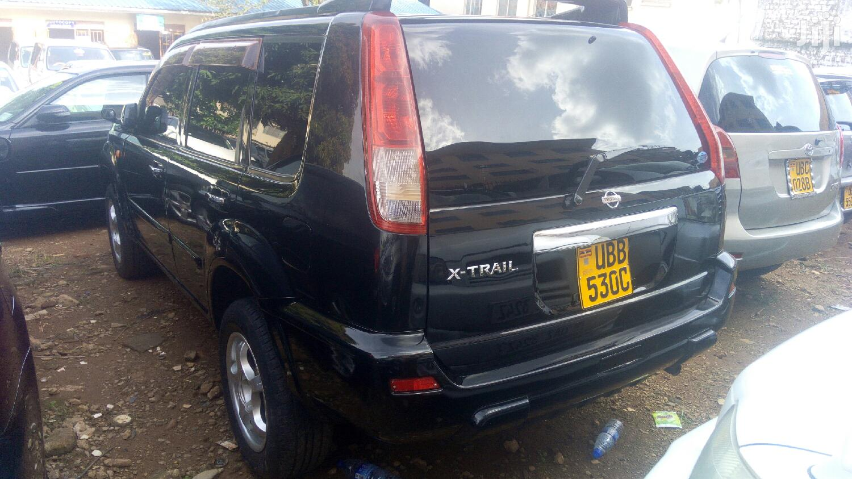 Nissan X-Trail 2003 Black | Cars for sale in Kampala, Central Region, Uganda