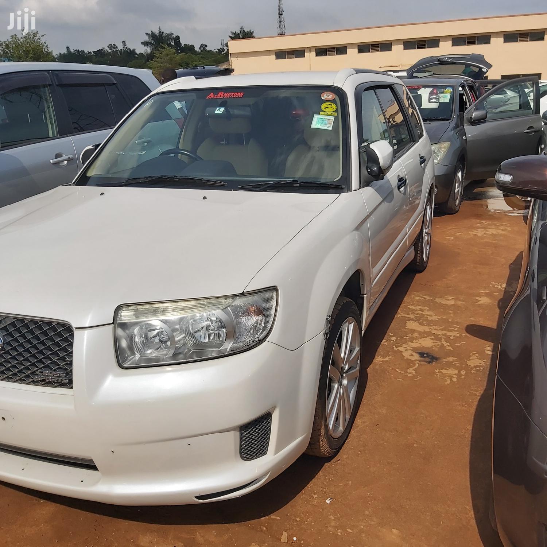 Subaru Forester 2006 White | Cars for sale in Kampala, Central Region, Uganda