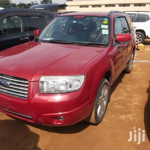Subaru Forester 2006 Red