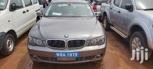 BMW 7 Series 2007 Gray