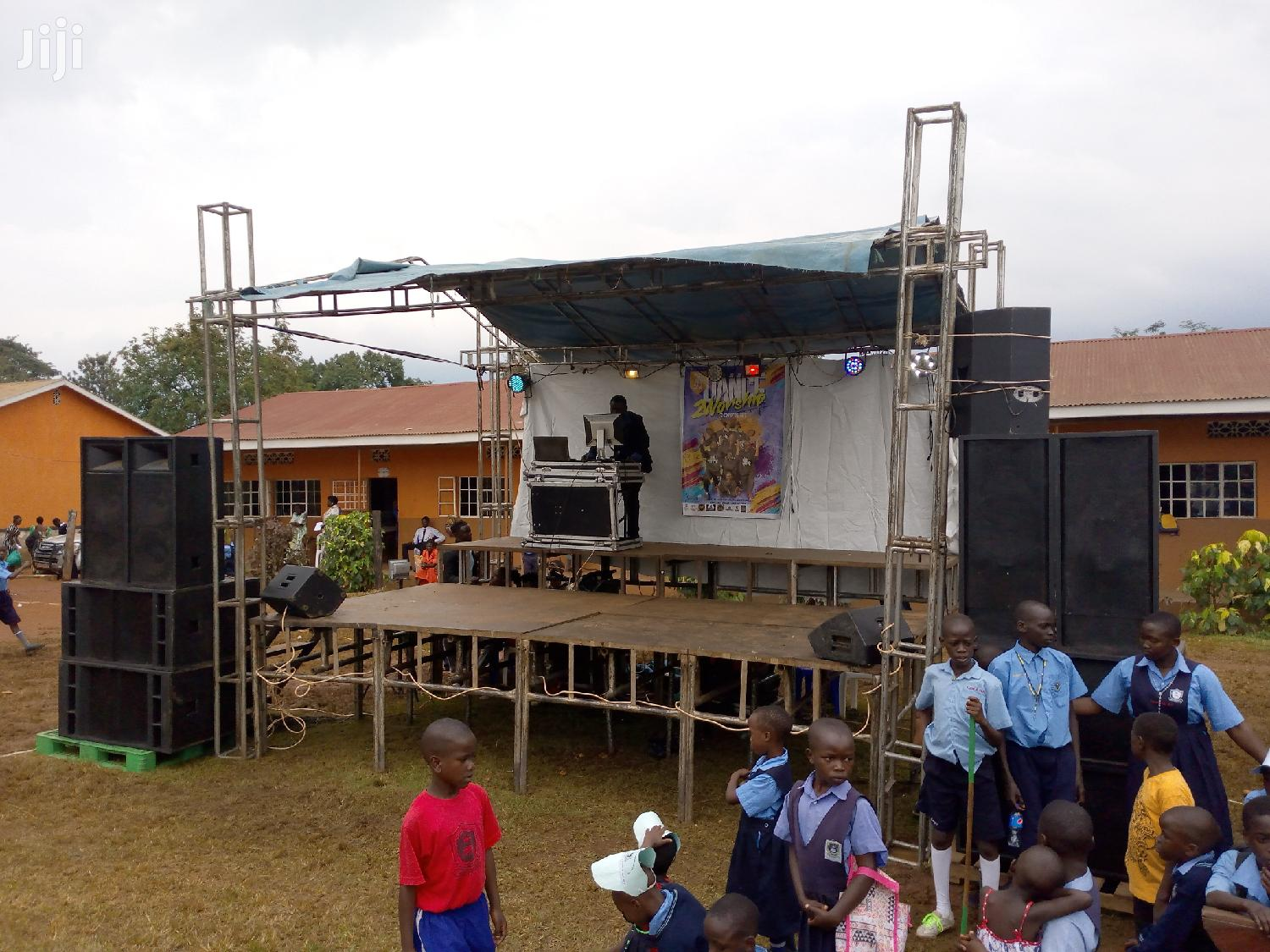 Archive: Stage And Pa For Hire