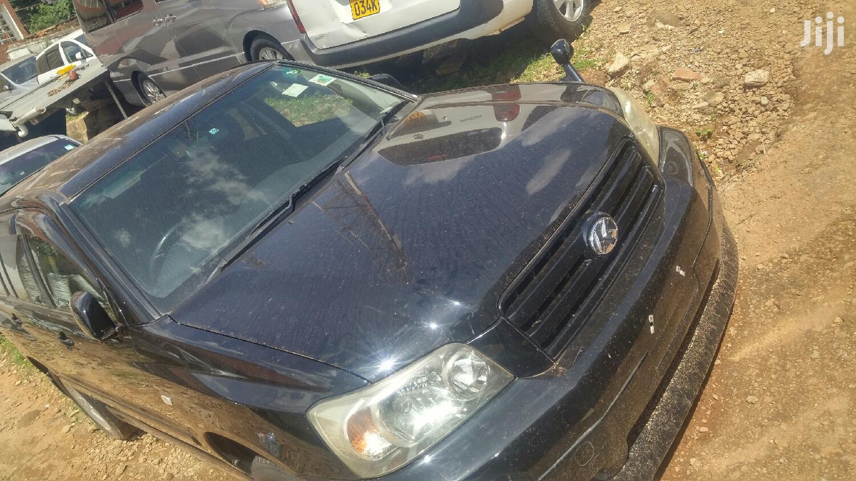 Toyota Kluger 2005 Black | Cars for sale in Kampala, Central Region, Uganda
