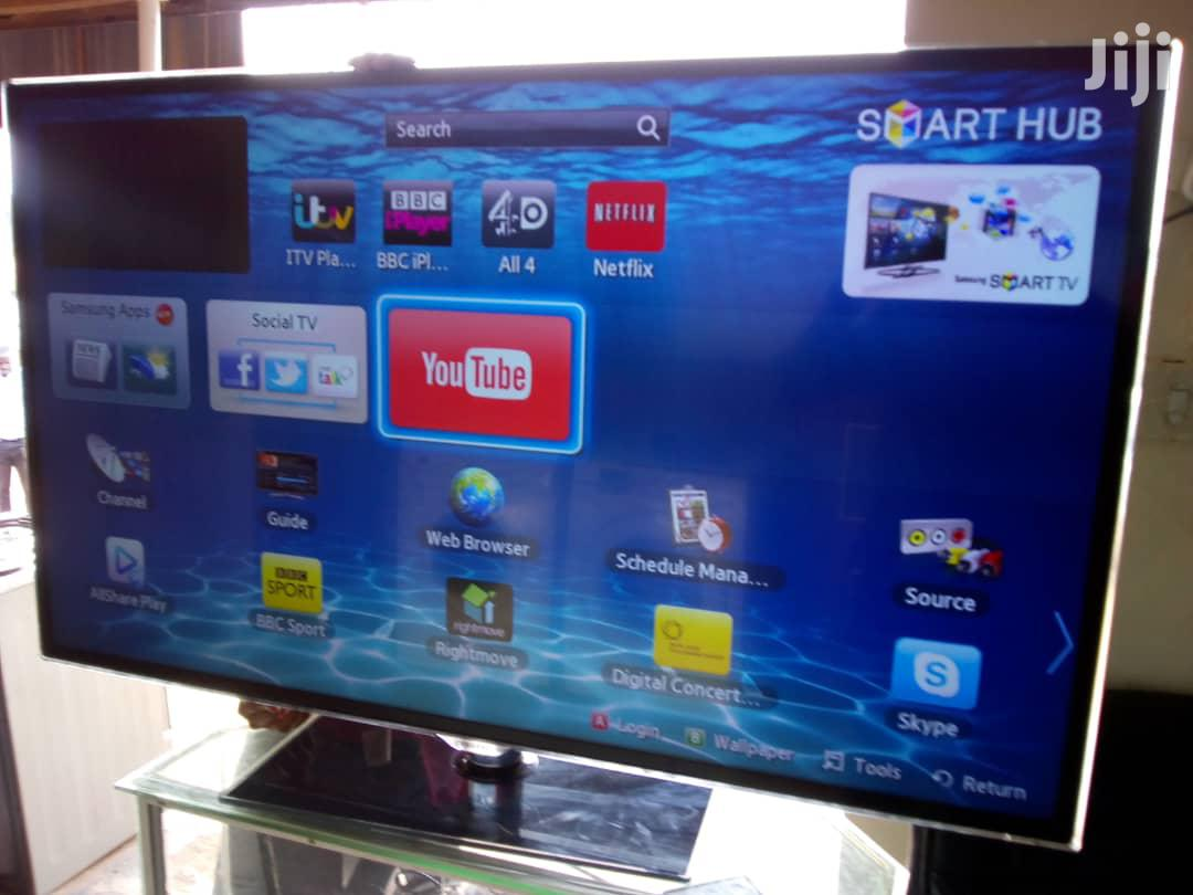 Samsung Smart TV 50inches From Uk | TV & DVD Equipment for sale in Kampala, Central Region, Uganda