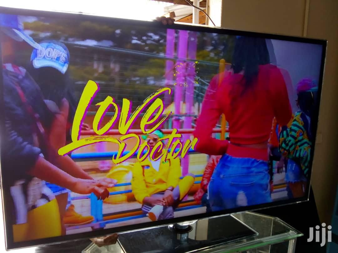 Samsung Smart Tv 50inches Uk Used | TV & DVD Equipment for sale in Kampala, Central Region, Uganda