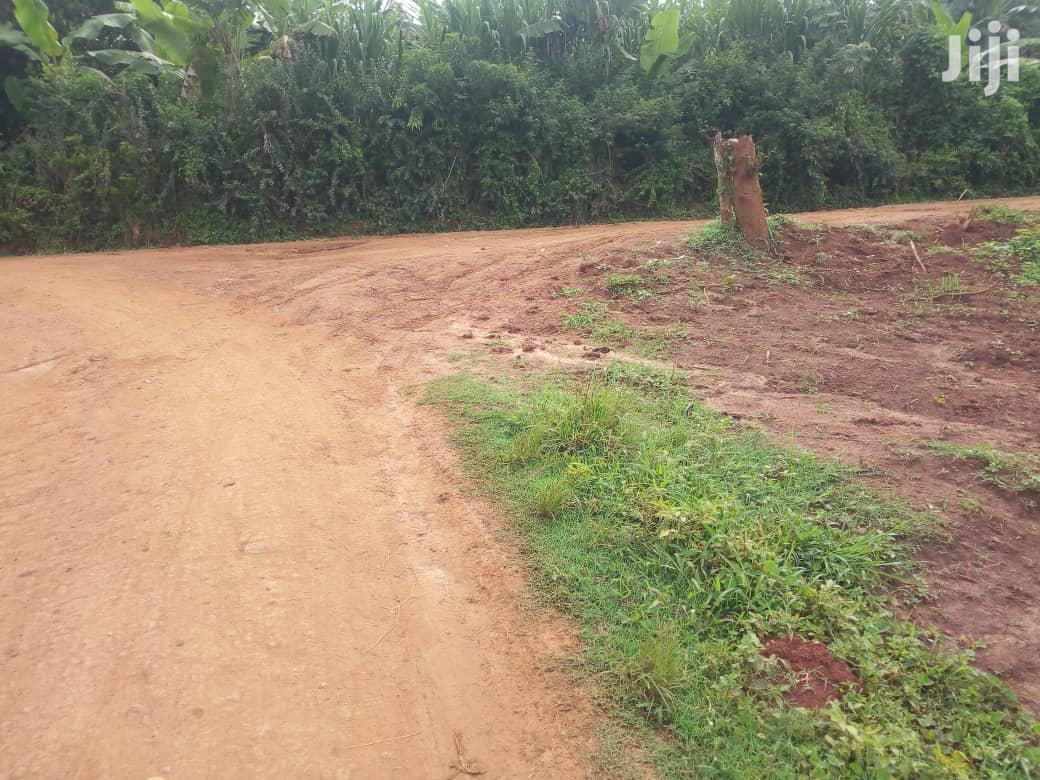 New Estate Land In Gayaza Dundu For Sale