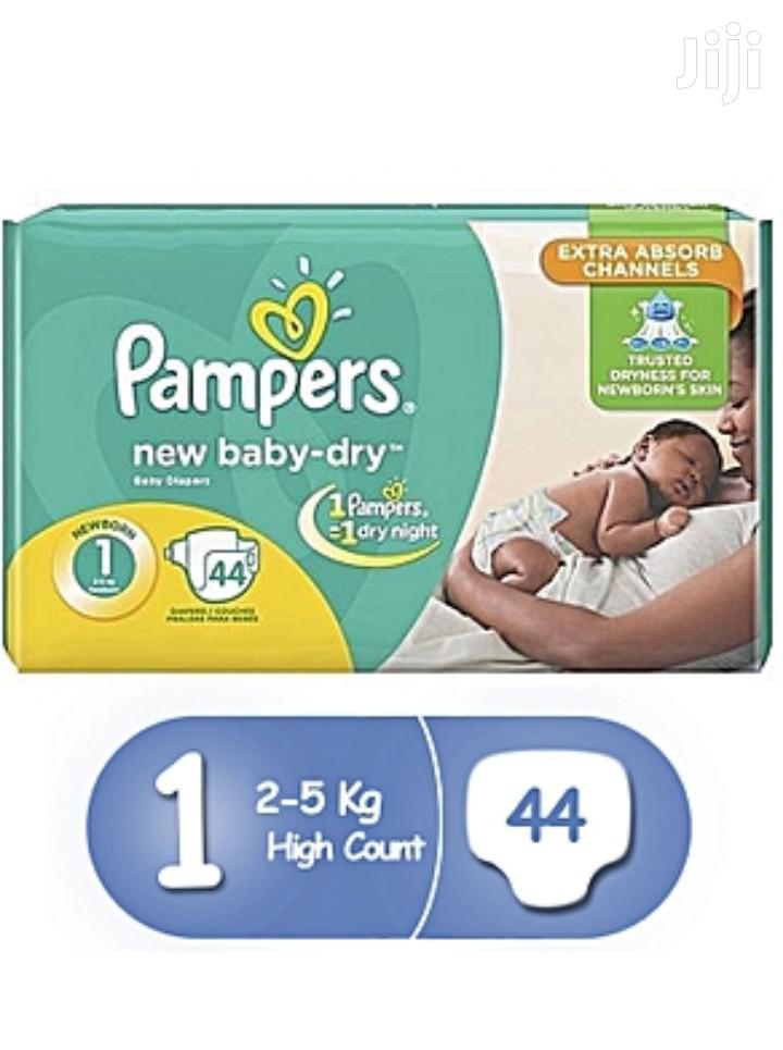 Pampers Size 1 (44 Pcs) 2-5kg