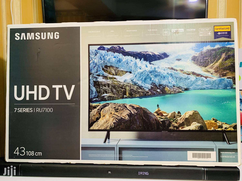 Samsung UHD 4K Smart Tv 43 Inches