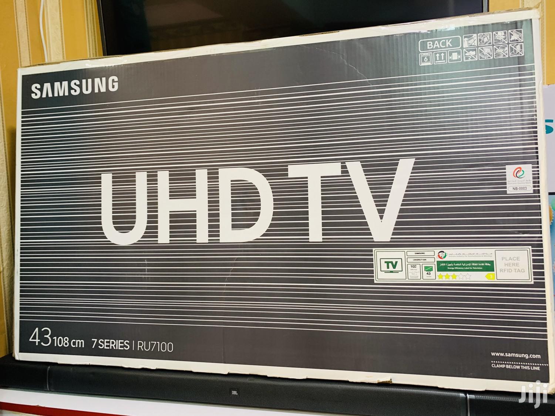 Samsung UHD 4K Smart Tv 43 Inches   TV & DVD Equipment for sale in Kampala, Central Region, Uganda